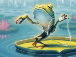 创意个性的扁平卡通彩色动物形象场景动画设计作品展示《Animal-Fun》