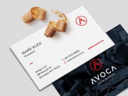 AVOCA 家具品牌形象设计