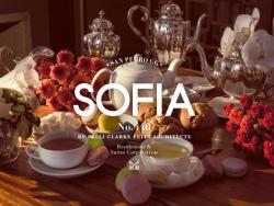 索菲亚Sofia品牌形象设计-Anagrama