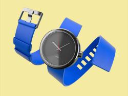 Strap手表广告海报
