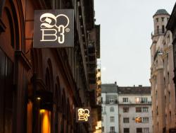 DOB3 酒吧视觉形象设计