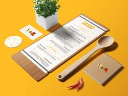 Toast & Bacon餐饮品牌形象设计