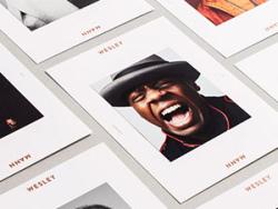 《Wesley Mann》人物卡牌