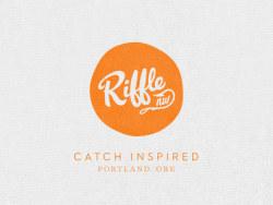 RIFFLE NW品牌设计