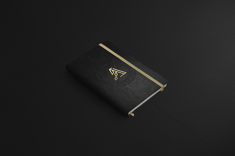 设计师Adrian Iorga个人品牌设计