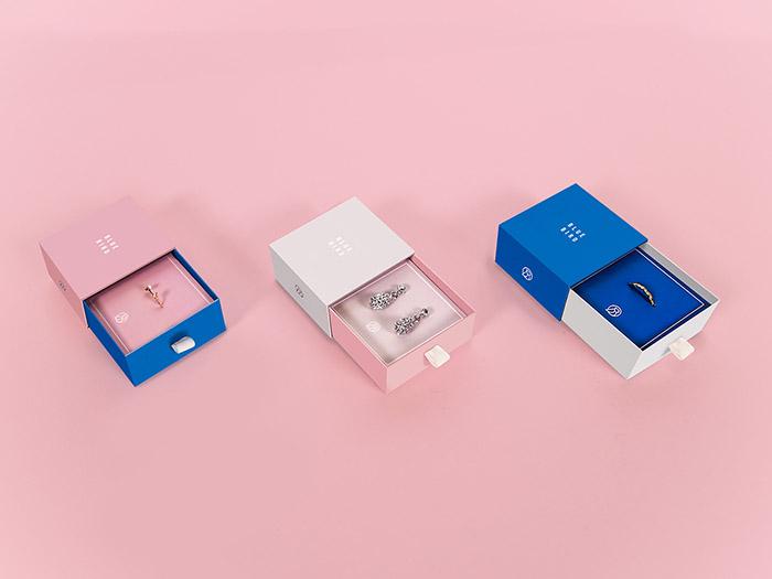 Blue Bird珠宝品牌视觉设计