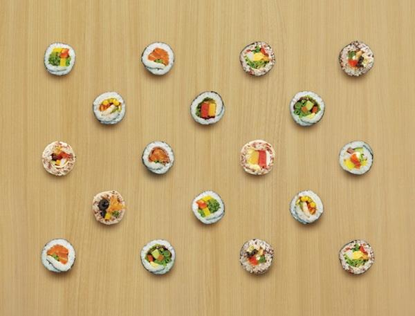 Maki-San寿司餐厅品牌视觉设计