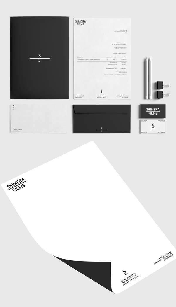 26个国外品牌和logo设计集锦
