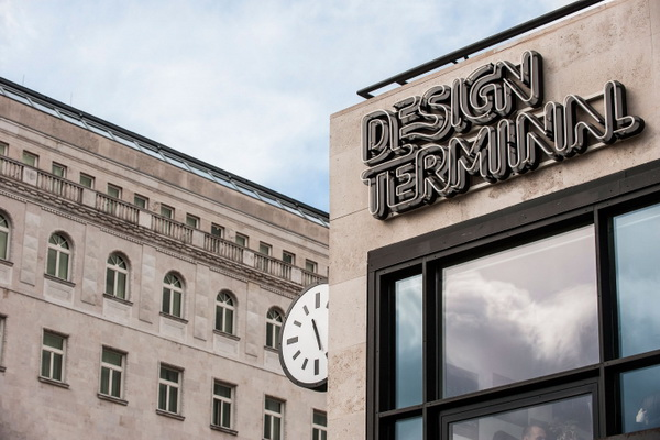 Design Terminal创意机构品牌和导视系统设计
