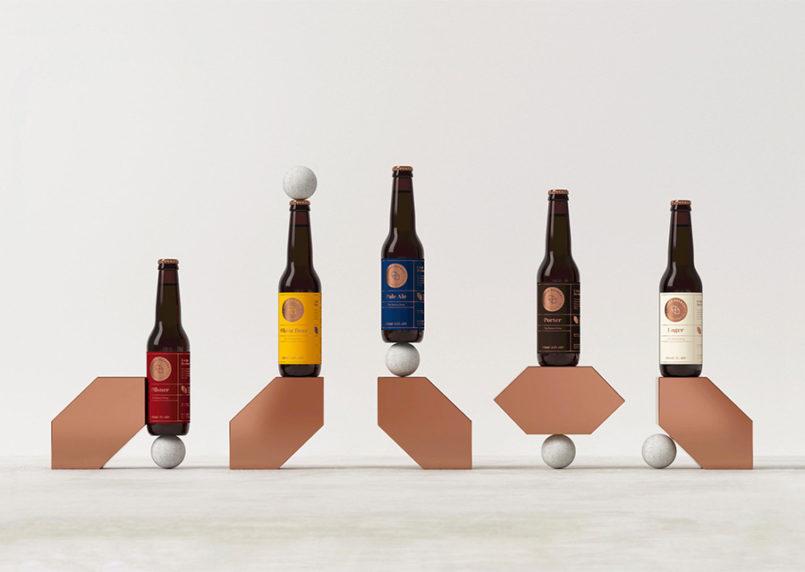 Cargo啤酒品牌和包装设计