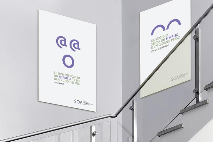 SOA口腔诊所品牌形象设计