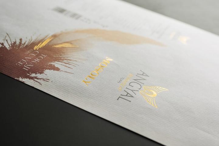 Angyal葡萄酒品牌视觉设计