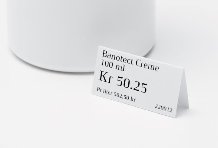 丹麦药店Apoteket品牌设计