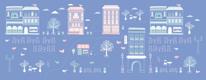 BABY PALOMA童装店品牌形象设计