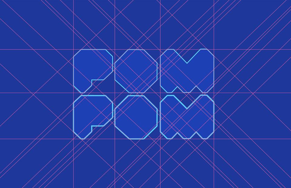 内衣品牌POM POM视觉形象设计
