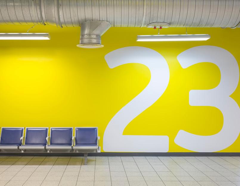 伦敦卢顿机场视觉形象设计欣赏