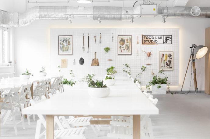 食品实验工作室(FOOD LAB STUDIO)品牌形象设计