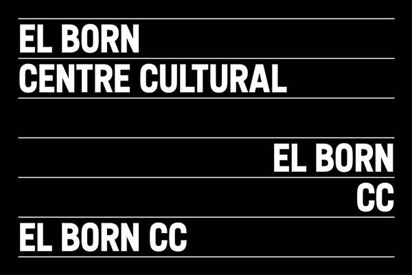 El Born CC文化中心视觉形象与导视设计
