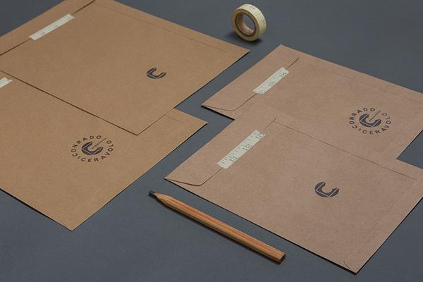Conrado Ceravolo品牌视觉形象设计