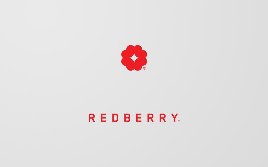 Redberry鞋店品牌视觉形象设计