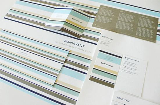 25款国外创意信封和信纸设计