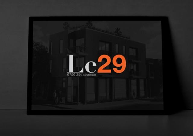 品牌设计欣赏:Le 29