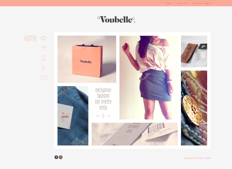 品牌设计欣赏:Voubelle
