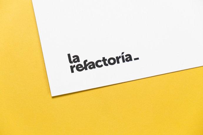 La Refactoría品牌视觉形象设计