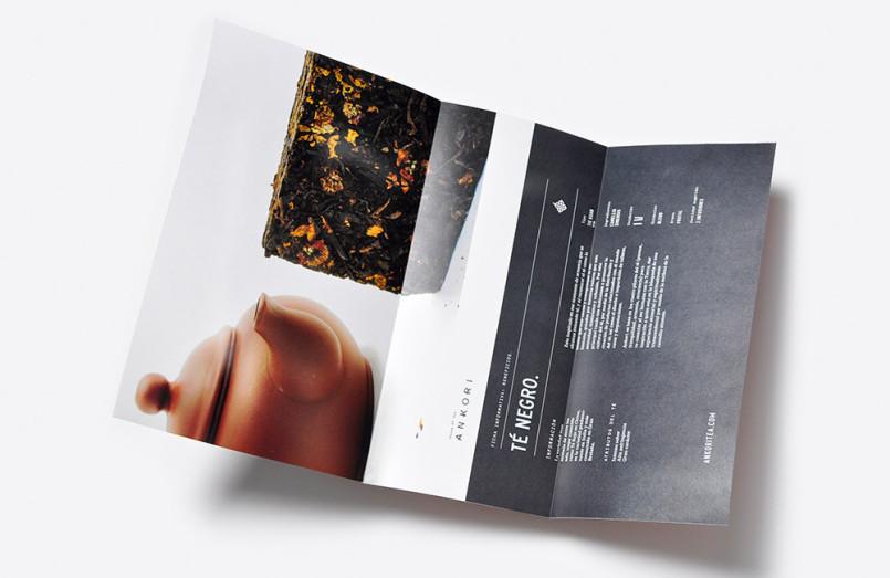 墨西哥茶品牌Ankori视觉形象设计