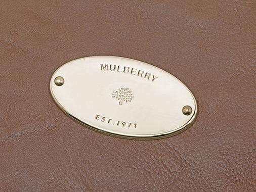 Mulberry品牌形象视觉设计