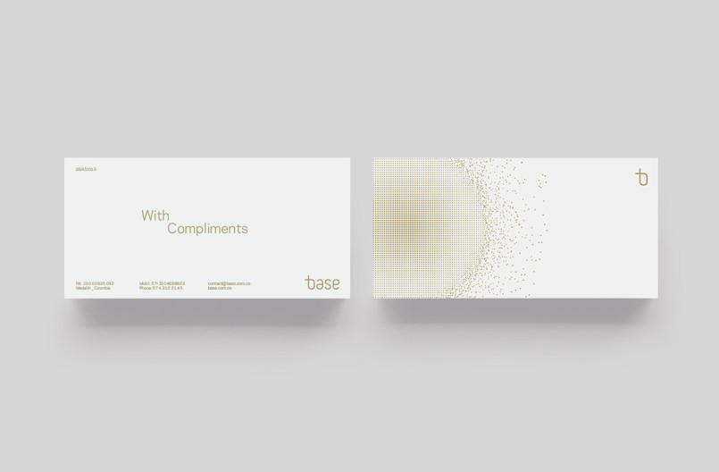 Base品牌视觉形象设计