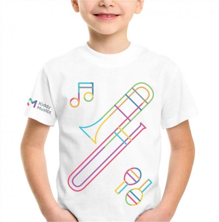 儿童音乐教育品牌Kiddy musics视觉形象设计