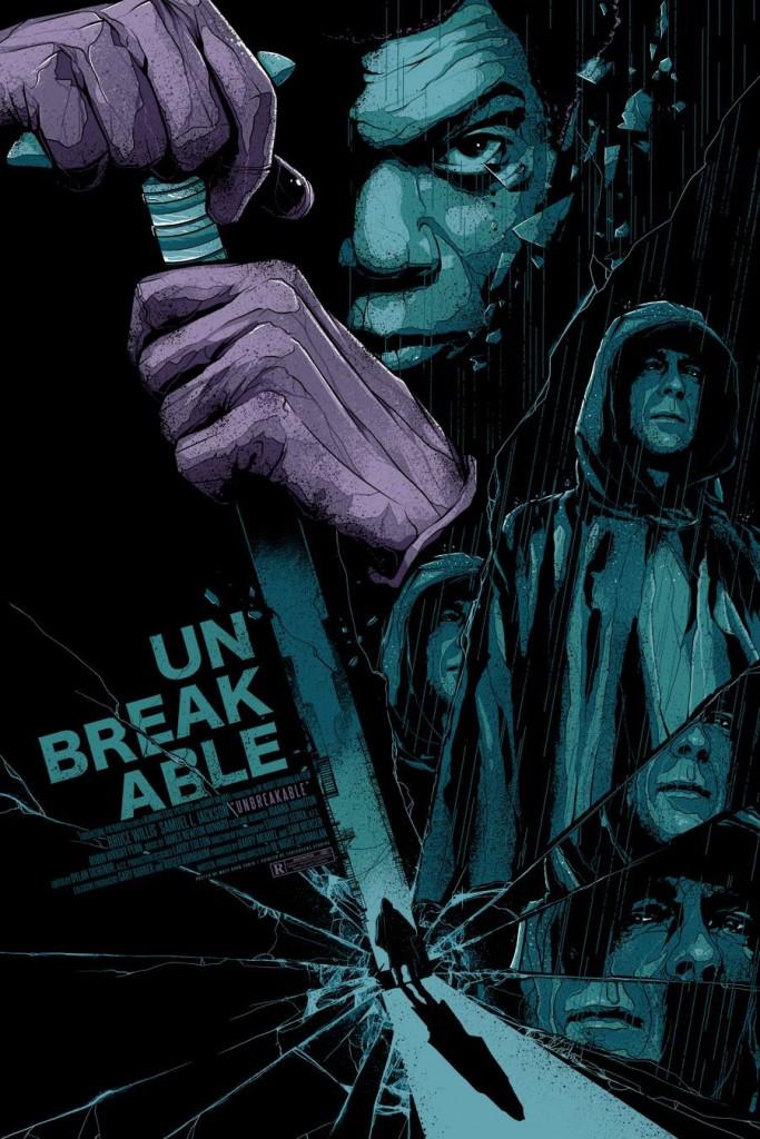 Matt Ryan插画风格电影海报设计