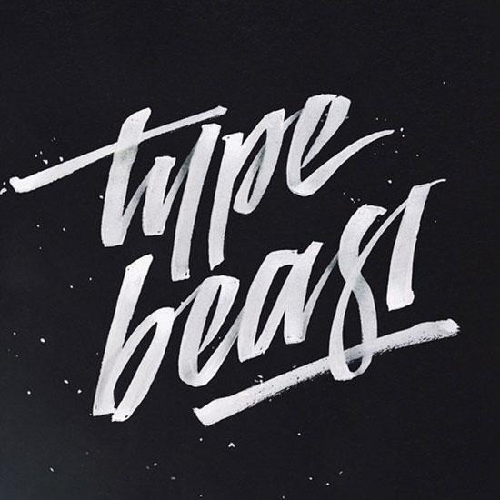 Jennet Liaw创意字体设计