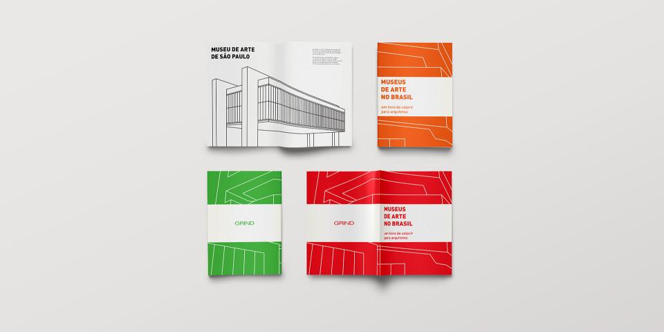 巴西工作室Musen平面设计作品
