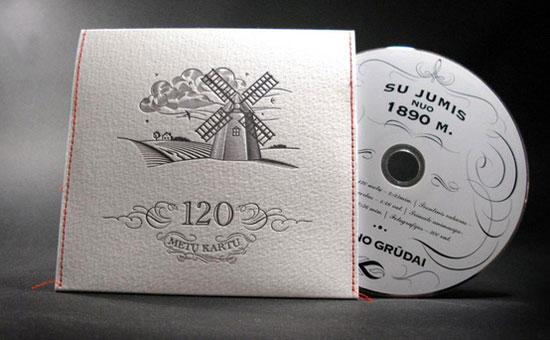 42个创意专辑封面设计