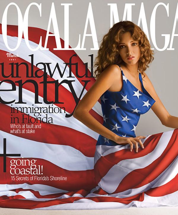 国外漂亮的杂志封面设计欣赏