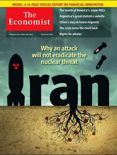 《经济学人》杂志封面设计欣赏