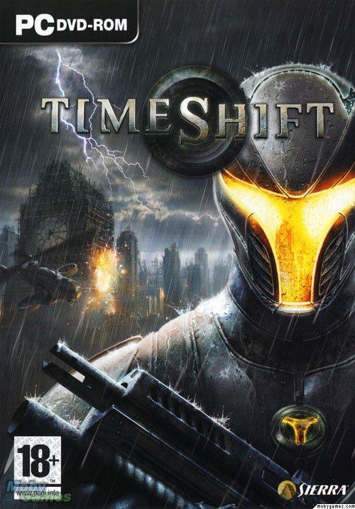 Timeshift游戏封面