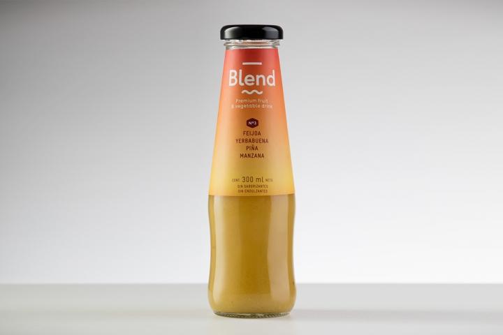 Blend饮料包装设计