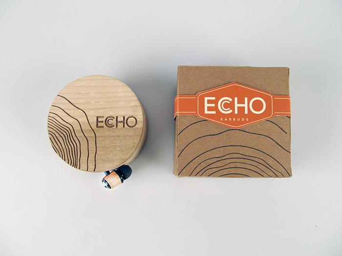 Echo耳塞包装设计