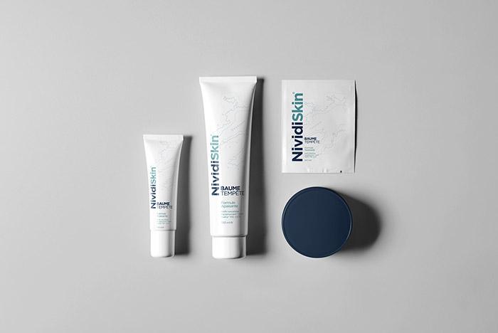 Nividiskin护肤品包装设计