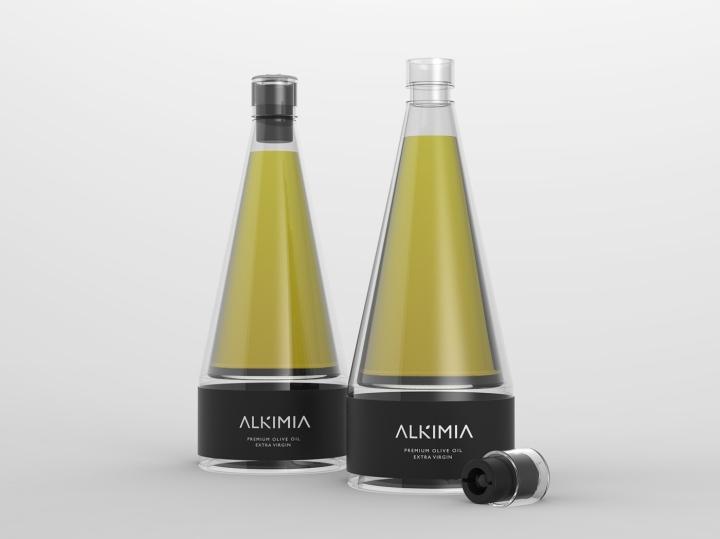 Alkimia橄榄油包装设计