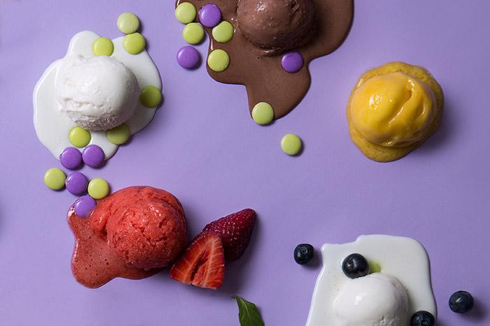 多姿多彩的Muse冰淇淋包装设计