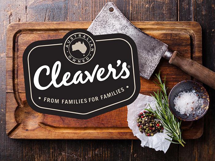 Cleaver有机肉制品包装设计