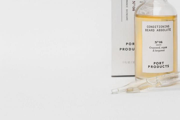 Port Products男性化妆品包装设计
