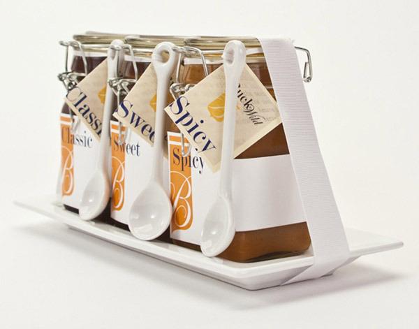 30款国外沙司酱汁包装设计