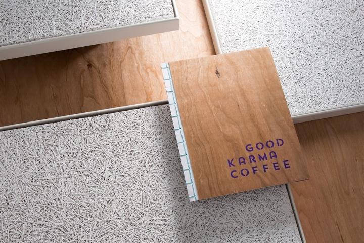 Good Karma咖啡包装设计