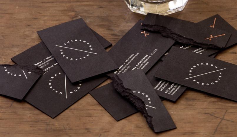 Melbourne Moonshine酒品牌和包装设计