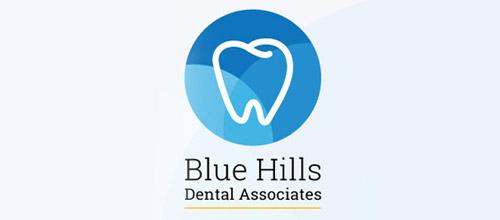 标志设计元素运用实例:牙齿(二)